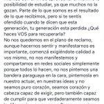 Carta de estudiante universitaria @marielabalcam https://t.co/6GdtzVx2WE
