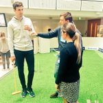 RT @BassieTCF: Talking @finnysteve through the different sight categories. @ChangeFdn @Investec_Sport #BlindSport https://t.co/OsiHWrF6Yz