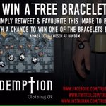 Last chance to win a free bracelet. Simply RT & FAVE this image to be in with a chance. Winner to be chosen tomorrow https://t.co/oxAj94VsCB