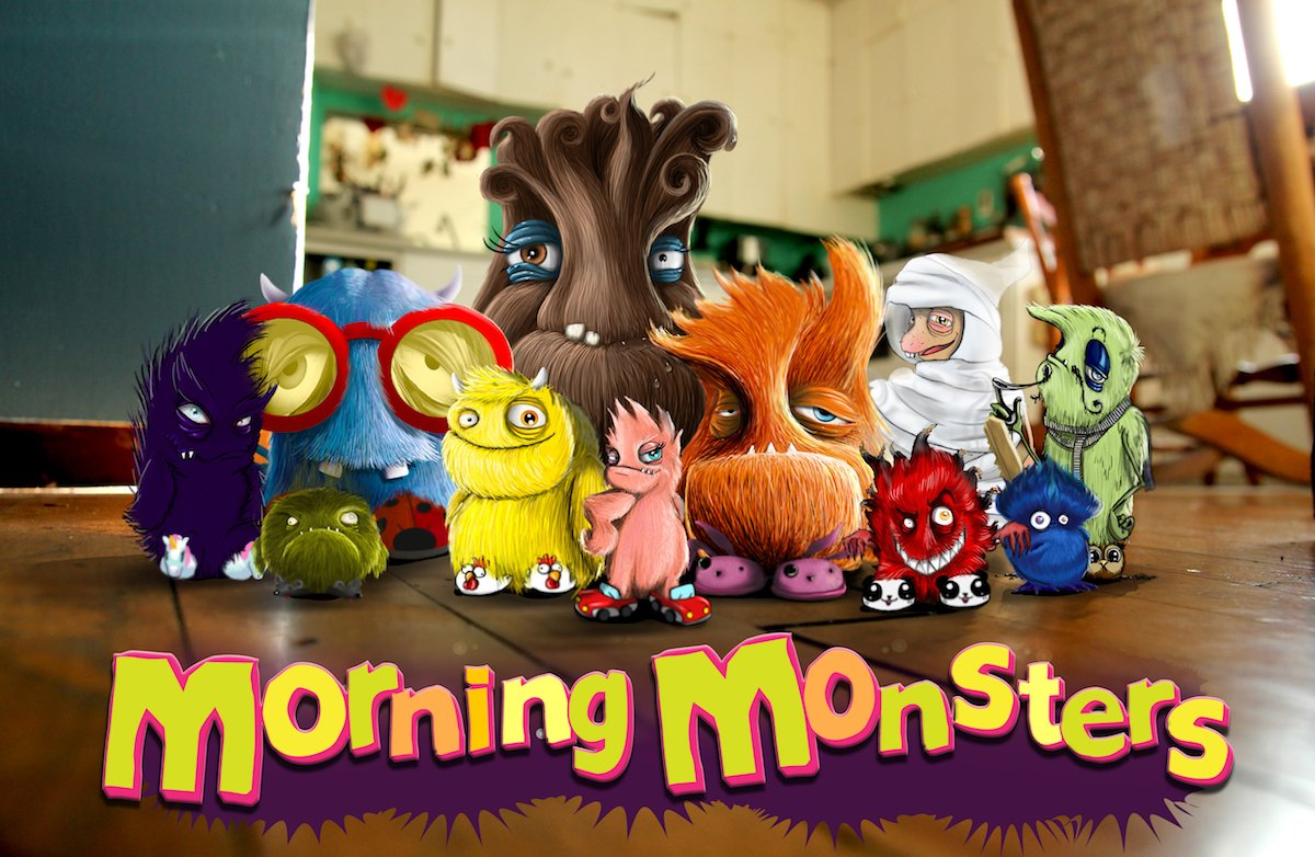 RT @ConradMChambers: Help us choose the main characters for @hitRECord's Morning Monster TV show project!  https://t.co/c9Eu1LhLIo https://…