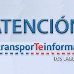 #Ruta5Sur: se mantiene suspendido el tránsito en Peaje Troncal y enlace #Maullín. Precaución #PuertoMontt #Pargua https://t.co/Nkilfx1nBy