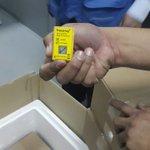 Llegaron está madrugada las 1.200.000 dosis de vacunas antigripales. Foto.Gentileza @UNO650AM https://t.co/GZSCy4Fo5t