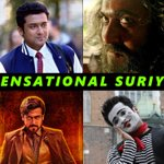 RT if you loved the triple action by @Suriya_offl in #24TheMovie.. Which character was your most favorite? Tell us! https://t.co/Wm6aXmbZqC