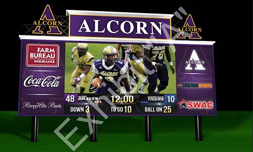 Alcorn to construct largest video scoreboard in an HBCU owned football stadium https://t.co/EKxuF1hJN6 https://t.co/7XhK8oPOwV
