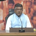 BJP news conference - All scams at Congress doorstep: Ravi Shankar Prasad #AgustaScam https://t.co/O0WxOXzFNq