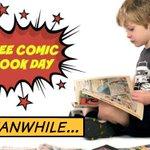 Tomorrow is Free Comic Book Day - where to go in Hsv: https://t.co/HCClPxXB07 #FCBD2016 @Freecomicbook https://t.co/e9eO0QcMkf