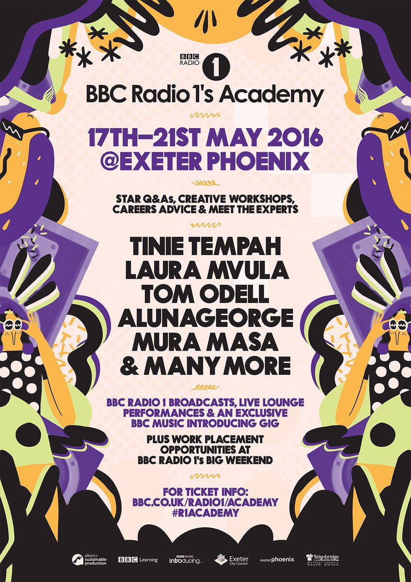 This Sunday we're opening our doors for the big #R1ACADEMY ticket launch day - come along and grab yours! https://t.co/eObY0sTCRo