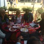 Estamos de feria!En @OndaCero_es en @JerezenlaOnda presentando Jerez-África.Seguirnos para conocer actividades https://t.co/eUrfdOA54k
