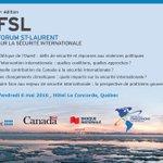 2e éd. Forum St-Laurent débute ds qqes minutes! Suivez débats ici https://t.co/vvGegiAmAI, Interagissez #FSLqc2016 https://t.co/SSjzpynCe1