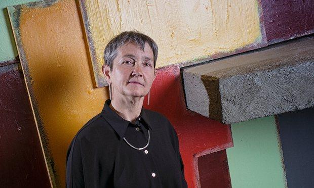 @SusanJonesArts on supporting unrecognised female artists: #artandfeminism