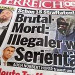 Die #FPÖ hat ihre Inserate-Rechnung bei Wolfgang #Fellner diesen Monat brav bezahlt. https://t.co/LpwUnX9BHE
