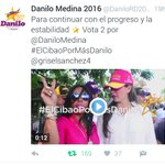 .@griselsanchez4 y @GabyRincao son las #MissRTDanilo2016, al alcanzar cifra récord de retuits.  ¡Felicidades! https://t.co/IAuHAZMd0b