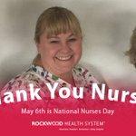 Thank you, #Nurses, for all your hard work! We appreciate you! #NationalNursesDay #NursesDay https://t.co/awD06KKlsv