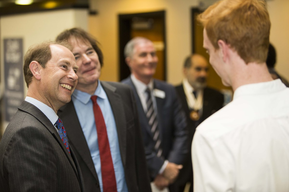 This week HRH The Earl of Wessex visited @BirmCons for the first time as its Royal Patron https://t.co/KtDC56CpON https://t.co/IaJPWNGUTx