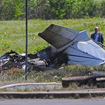 Fatal plane crash @ NLR airport. Story photos video here: https://t.co/W6LZKKCPXa #arnews #DemGaz #arkdg https://t.co/NMmDdhoL1Y