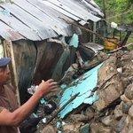 Deslizamientos de tierra registrados en San José de Ocoa en las últimas horas. @keyla0308 @CDN37 https://t.co/JslARNK7B8