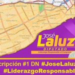Esta es la Circunscripción 1, DN. Si tu colegio electoral está dentro de este recuadro, ya sabes: #UnVotoXLaluz https://t.co/hGOoqCYaZU