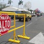 Solo dos de los seis carriles de la Avenida Bolivar funcionan entre semáforos de Asamblea y Cancillería @laprensa https://t.co/ag03lCpExg