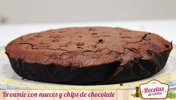 Una receta diferente para la tarde del Viernes, brownie con nueces y chips de chocolate https://t.co/zaorkTrlfq https://t.co/sRzI4jeyuH