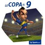 Caricatura de @carlitos3210 emblema de #Boca clasificado a los 4tos de la Libertadores (@TyCSports) https://t.co/M6jZjTXJCV