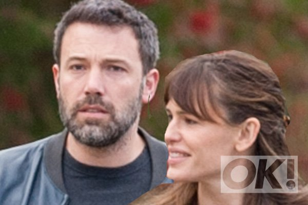 Does this prove Jennifer Garner and Ben Affleck are back