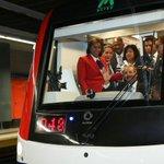 """Danilo Medina: extensión del Metro,""""compromiso cumplido"""" (VIDEO) https://t.co/zekyV0QK8c https://t.co/aS5kNh10Ev"""