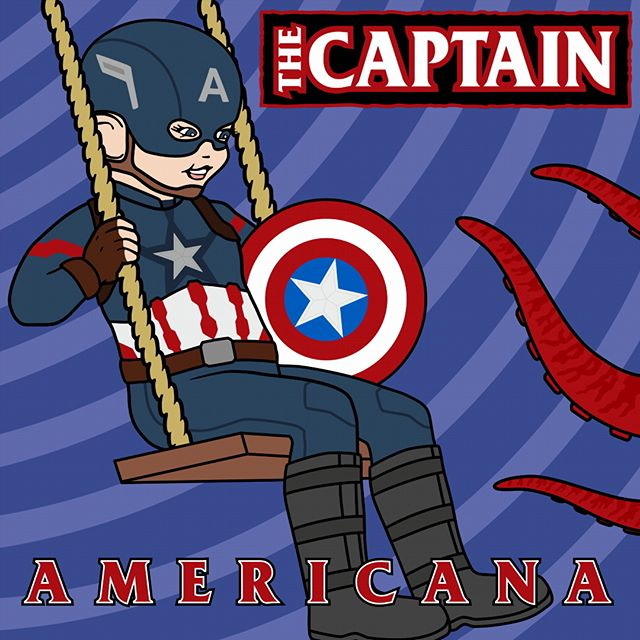 Captain Americana. https://t.co/2RipAwUoA4