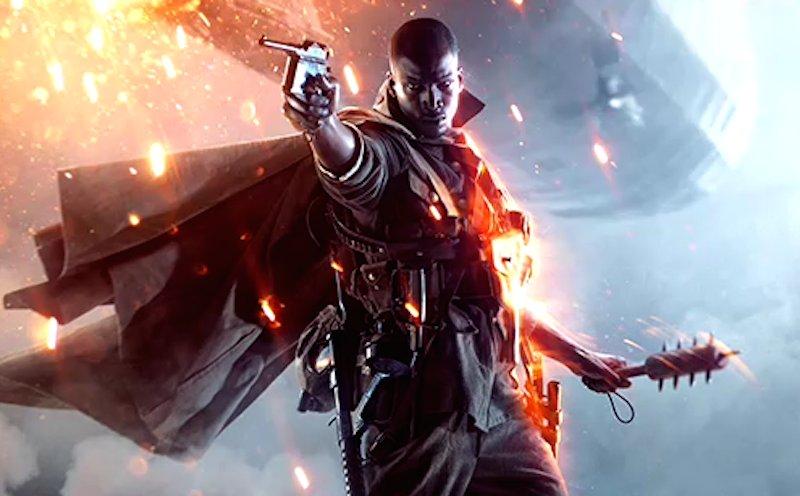 Next Battlefield game is called Battlefield 1, set in alternate WW1 history. https://t.co/Z6KOv27gNV