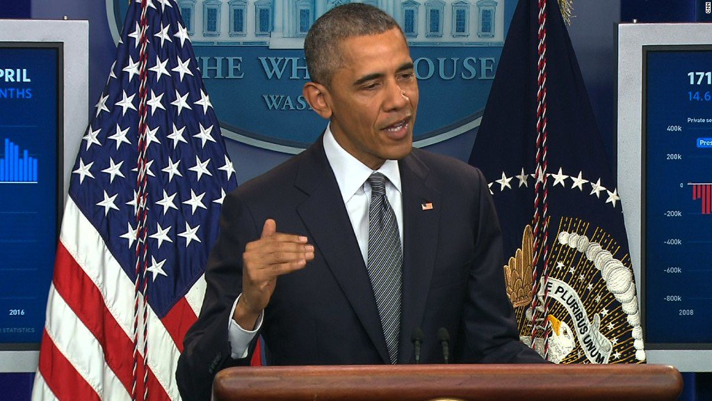 President Obama on election: