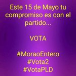 @ReinaldoPared Marca País, Marca PLD! #Circ2EnCaravanaConReinaldo Senador. https://t.co/daTnvHqnwm