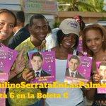 Los jóvenes apoyan al legislador y piden 4+ @AquilinoSerrata #AquilinoSerrataEnLasPalmas https://t.co/Qt1VbKolBP