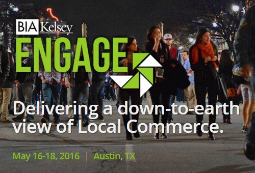 I'll be at @BIAKelsey's ENGAGE conference May 16/17 in Austin- who else will I see there? #BIAKENGAGE https://t.co/LI9UG8Ncb8