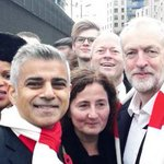 Congratulations @SadiqKhan. Cant wait to work with you to create a London that is fair for all! #YesWeKhan https://t.co/FqRjfY1xNT