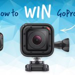 Its #competition time! #Win a GoPro Hero 4 Session in our #prize #giveaway. RT & Follow to enter #my50GoPro https://t.co/sVoPyMpzsQ