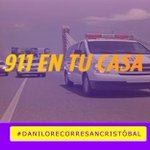 #DaniloRecorreSanCristóbal Sistema Información Geográfica listo para inicio 911 en Haina y San Cristóbal https://t.co/AhSYMGZmGl