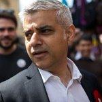 Sadiq Khan elected mayor of London, the first Muslim mayor of a major Western capital city. https://t.co/O3pMzVK7Ce https://t.co/mSka7XMs92