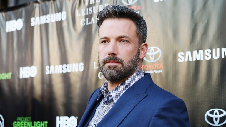 Ben Affleck elevated to JusticeLeague executive producer