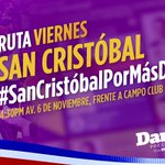 #SanCristóbalPorMásDanilo San Cristóbal también es de @DaniloMedina @DaniloRD2016 @bryant2611 @daniela30mesa @CDN37 https://t.co/wd7ZwFzK84