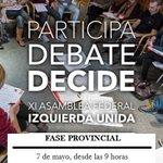 Mañana en #Salamanca la militancia participa, debate y decide. Te esperamos!!! https://t.co/ucCsf9FtKc