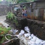 Lluvia interrumpe revestimiento de cauce en el barrio Domitila Lugo, en el Distrito Cuatro @laprensa https://t.co/5zOV4gbsUI
