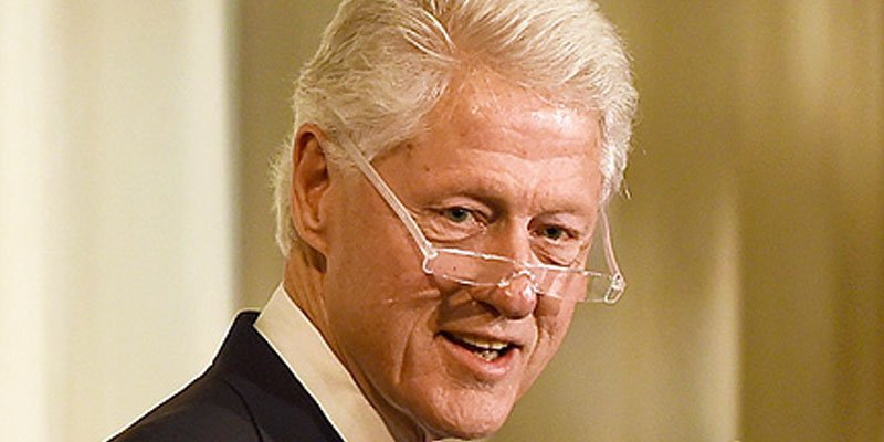 Bill Clinton recalls enacting gun control measures as proud moment at celebrity-filled gala