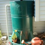 Rain barrels are back in stock and are being sold at a subsidized rate. Call 604-526-4691 for the details. #NewWest https://t.co/myE4Y3kLWW