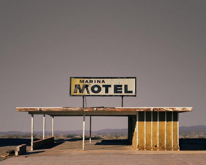 Motel - cover