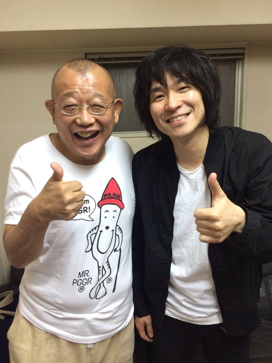 MBSラジオ収録。 鶴瓶さん最高に楽しかったです。  東京帰ります! https://t.co/8XIMeep2Ec