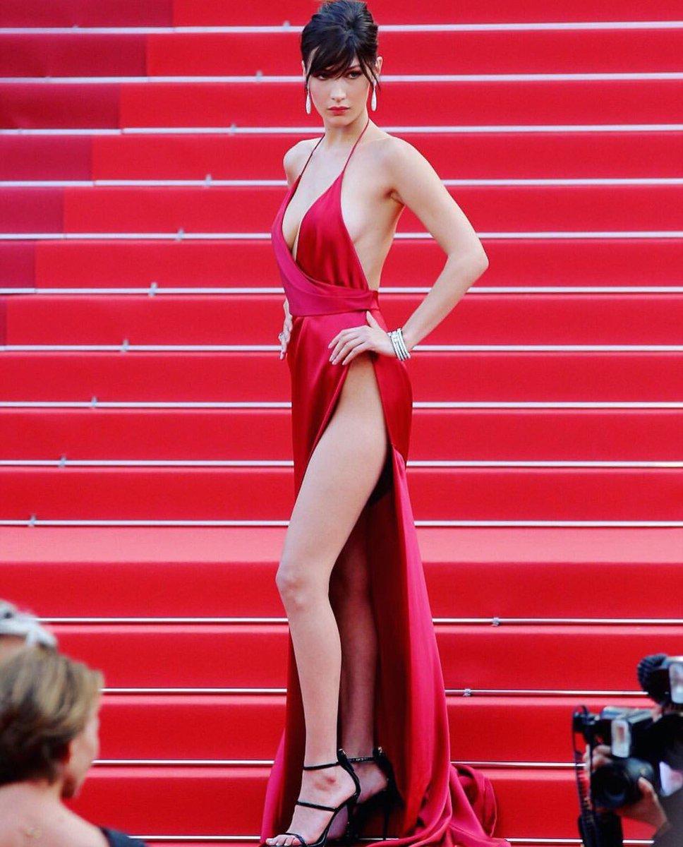 #カンヌ国際映画祭 でのベラ・ハディッドの美脚やばし。©︎Bella Hadid https://t.co/TR85e8WOTj