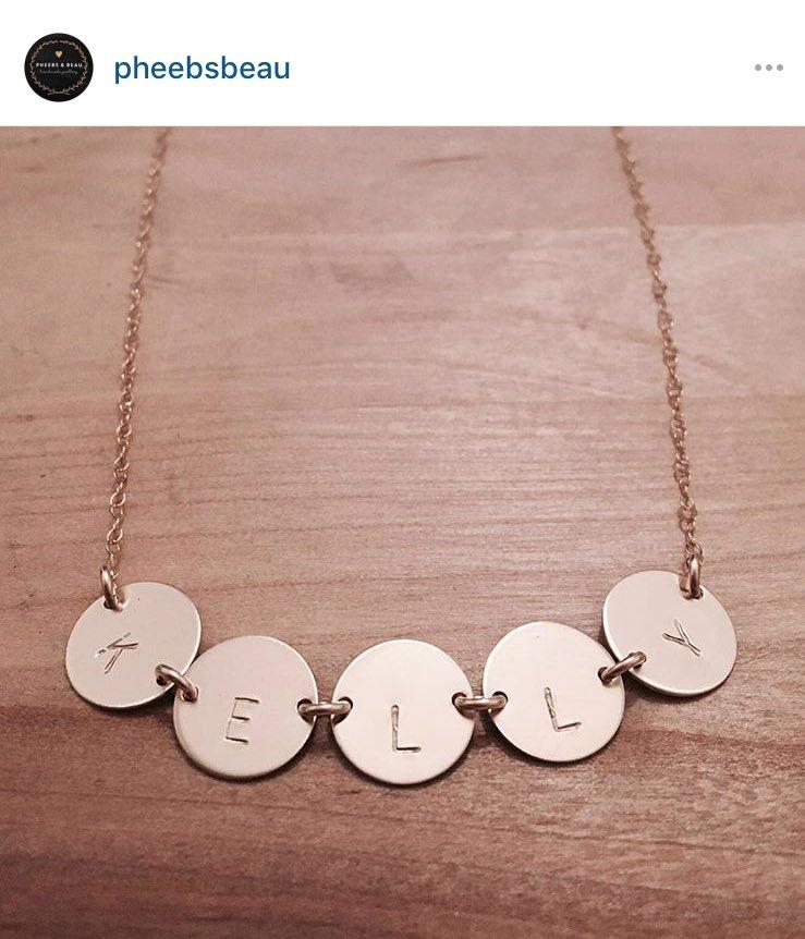 I ❤️ my @pheebsbeau Necklace Thank you ???????????????? https://t.co/koM1mgYGxW