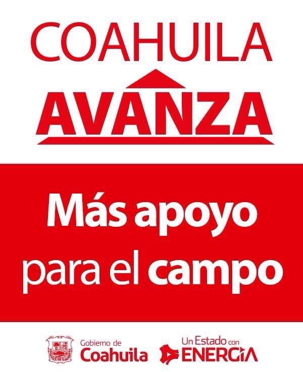"""Con @rubenmoreiravdz #EnCoahuilaElCampoAvanza y cumple con el #ODS2 De @ONUMX: """"Aumentar la producción agrícola..."""" https://t.co/PUgjXQCeAD"""