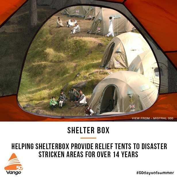 LIKE & RETWEET to win an AirHub, in aid of Vango supporting Shelterbox with tents for over 14 years! #50daysofsummer https://t.co/dbpNNzwfFz