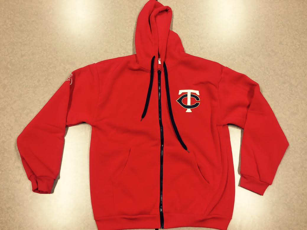 We're giving away 3 @twins sweatshirts (XL) to 3 random fans! RT this before 2:00 p.m. for a chance 2 win! #OnlyinMN https://t.co/UYArs2E0Ry