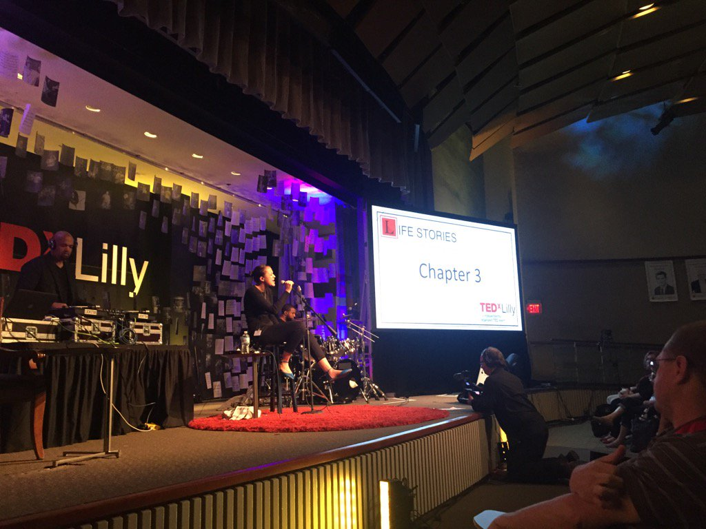 Getting ready for the afternoon session and kicking it off with @GeorgeOkk @JayShale @djlockstar #WeAreLilly https://t.co/zolQ6vuWZB